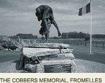 Cobbers Memorial Fromelles, Great War Ypres France
