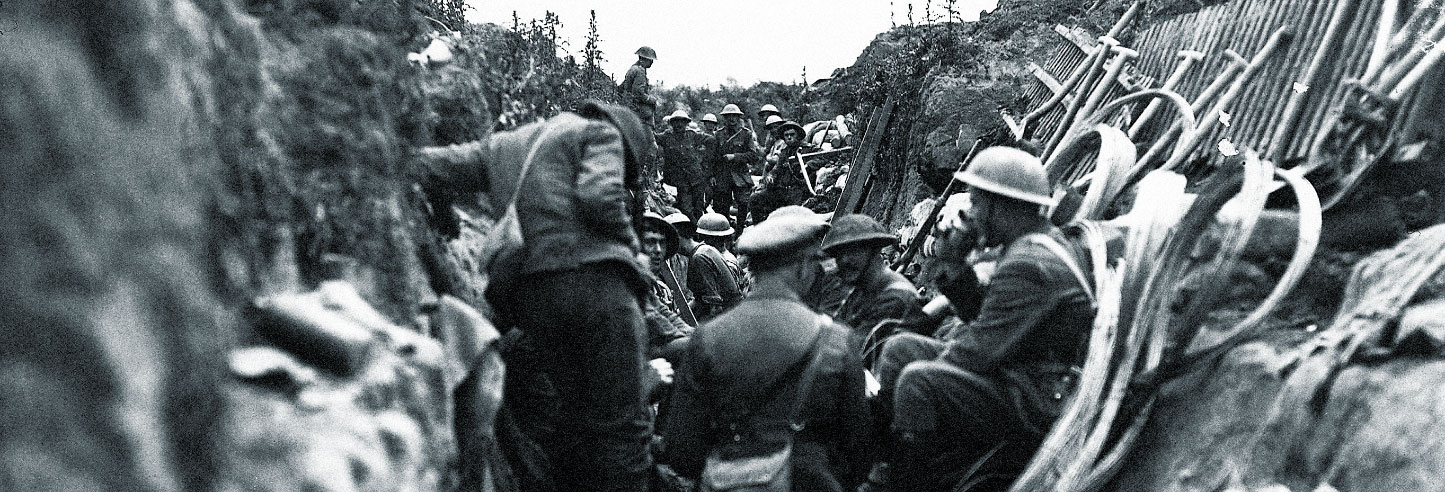 Archive BritishTroops On The Somme 1916 (PictureDesk) - WW1